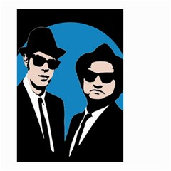 Blues Brothers  Small Garden Flag (Two Sides)