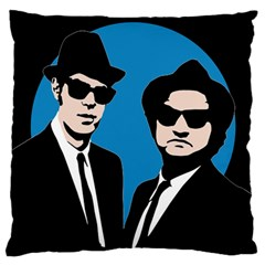 Blues Brothers  Large Cushion Case (One Side)