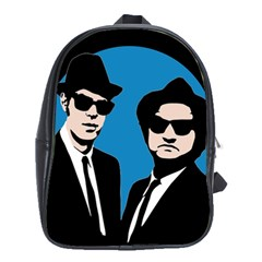 Blues Brothers  School Bags (XL)