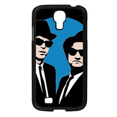 Blues Brothers  Samsung Galaxy S4 I9500/ I9505 Case (Black)
