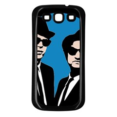 Blues Brothers  Samsung Galaxy S3 Back Case (Black)