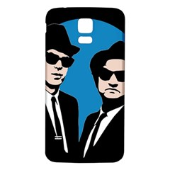 Blues Brothers  Samsung Galaxy S5 Back Case (White)