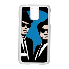 Blues Brothers  Samsung Galaxy S5 Case (White)