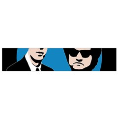 Blues Brothers  Flano Scarf (Small)