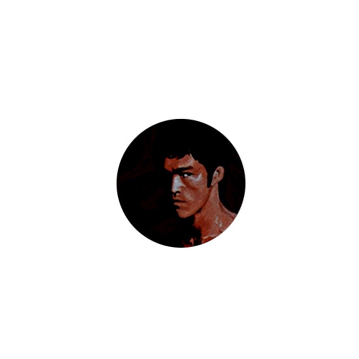 Bruce Lee 1  Mini Buttons