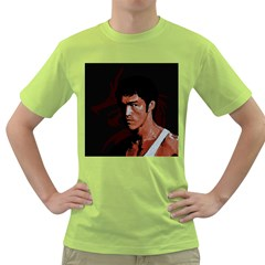 Bruce Lee Green T-Shirt