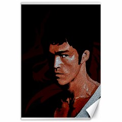Bruce Lee Canvas 20  x 30