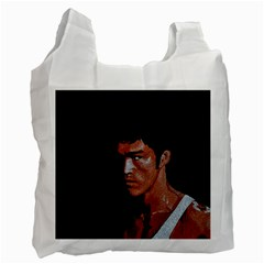 Bruce Lee Recycle Bag (Two Side)