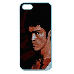 Bruce Lee Apple Seamless Iphone 5 Case (color)