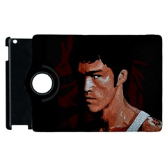 Bruce Lee Apple iPad 2 Flip 360 Case