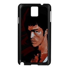 Bruce Lee Samsung Galaxy Note 3 N9005 Case (Black)