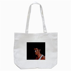 Bruce Lee Tote Bag (White)