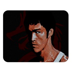 Bruce Lee Double Sided Flano Blanket (Large)