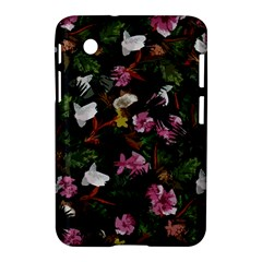 Tropical pattern Samsung Galaxy Tab 2 (7 ) P3100 Hardshell Case