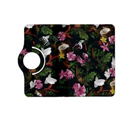 Tropical pattern Kindle Fire HD (2013) Flip 360 Case