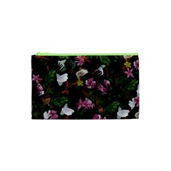 Tropical Pattern Cosmetic Bag (xs)