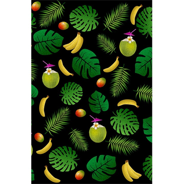 Tropical pattern 5.5  x 8.5  Notebooks