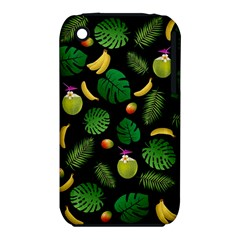 Tropical pattern iPhone 3S/3GS