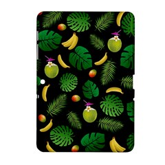 Tropical pattern Samsung Galaxy Tab 2 (10.1 ) P5100 Hardshell Case