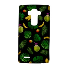 Tropical pattern LG G4 Hardshell Case