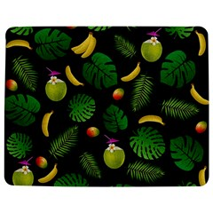 Tropical pattern Jigsaw Puzzle Photo Stand (Rectangular)