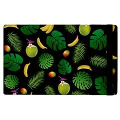 Tropical Pattern Apple Ipad Pro 9 7   Flip Case