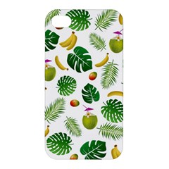 Tropical pattern Apple iPhone 4/4S Hardshell Case