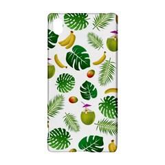 Tropical pattern Sony Xperia Z3+