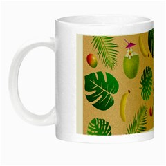 Tropical Pattern Night Luminous Mugs