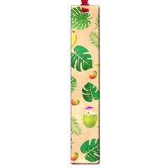 Tropical pattern Large Book Marks