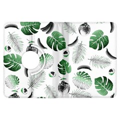 Tropical pattern Kindle Fire HDX Flip 360 Case