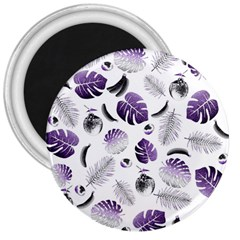 Tropical pattern 3  Magnets