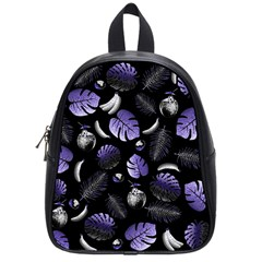 Tropical pattern School Bags (Small)