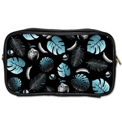 Tropical pattern Toiletries Bags 2-Side