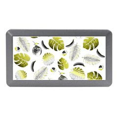 Tropical pattern Memory Card Reader (Mini)
