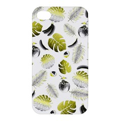 Tropical pattern Apple iPhone 4/4S Premium Hardshell Case