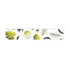 Tropical pattern Flano Scarf (Mini)