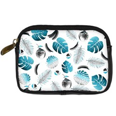 Tropical pattern Digital Camera Cases