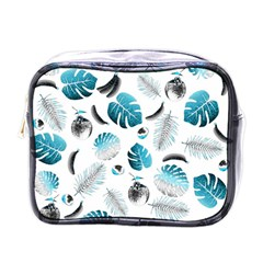 Tropical Pattern Mini Toiletries Bags