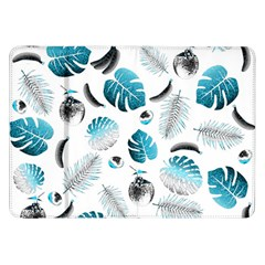 Tropical pattern Samsung Galaxy Tab 8.9  P7300 Flip Case