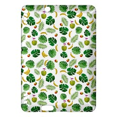 Tropical pattern Kindle Fire HDX Hardshell Case