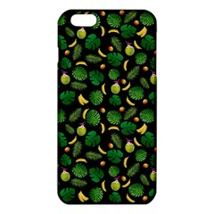 Tropical pattern iPhone 6 Plus/6S Plus TPU Case