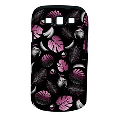 Tropical pattern Samsung Galaxy S III Classic Hardshell Case (PC+Silicone)