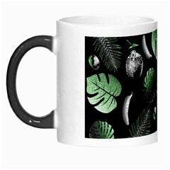 Tropical pattern Morph Mugs