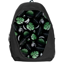Tropical pattern Backpack Bag