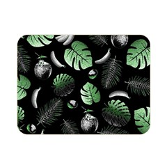 Tropical pattern Double Sided Flano Blanket (Mini)