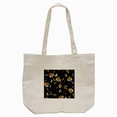 Tropical pattern Tote Bag (Cream)