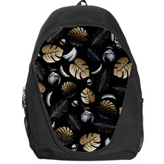 Tropical pattern Backpack Bag