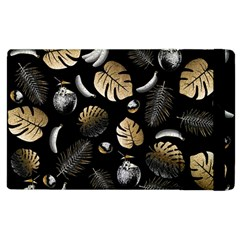 Tropical pattern Apple iPad 2 Flip Case