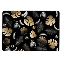 Tropical pattern Samsung Galaxy Tab 10.1  P7500 Flip Case
